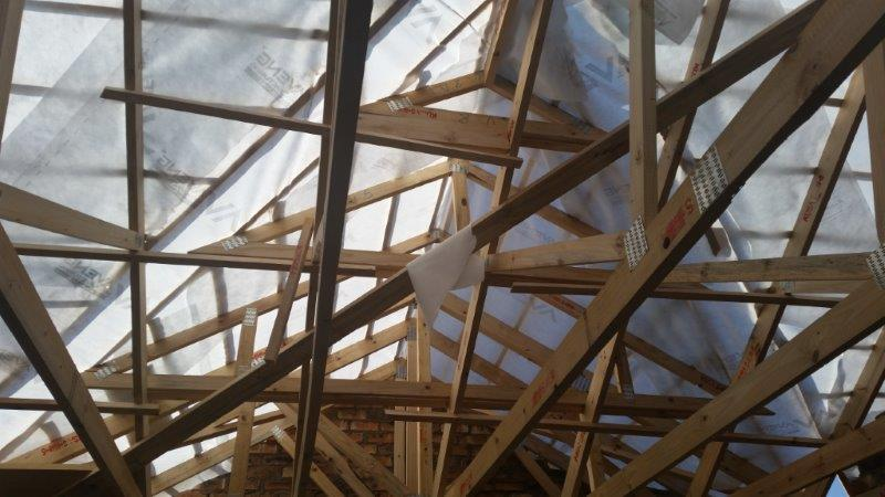 Custom Roof Truss Structure