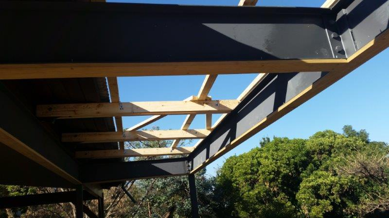 Decorative Truss Sprockets Jvr Architects Eco Roofing