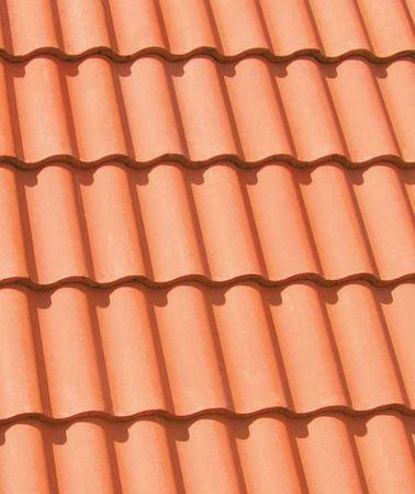 Marley Roof Tile Double Roman Plus