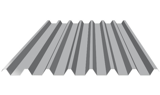 Fluteline IBR Roof Sheeting