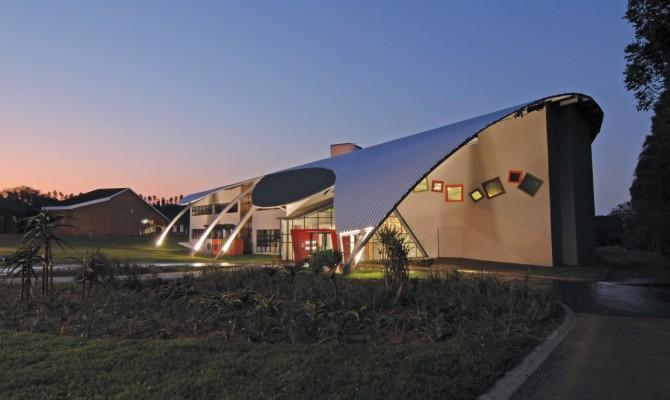 Klip-Lok 406 Roof Sheeting Building