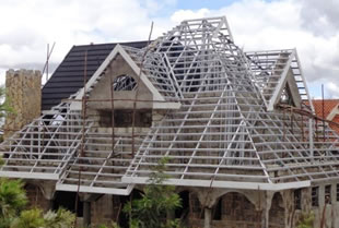 Roof Truss Industry Oak Feature Trusses Bolted Trusses Mammoth Cave Timber And Steel Pavilion Manufacturing Detailing Models Virtual Steel The Best Inspiration
