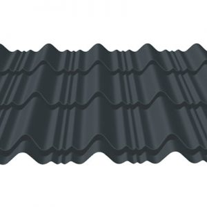 Versatile Metal Roof Tile
