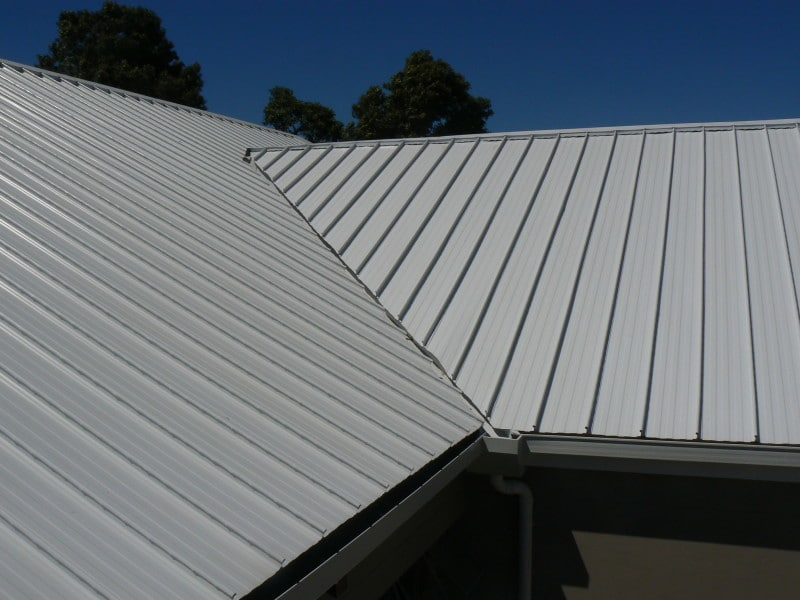 Zip-Tek 420 Roof Sheeting Building