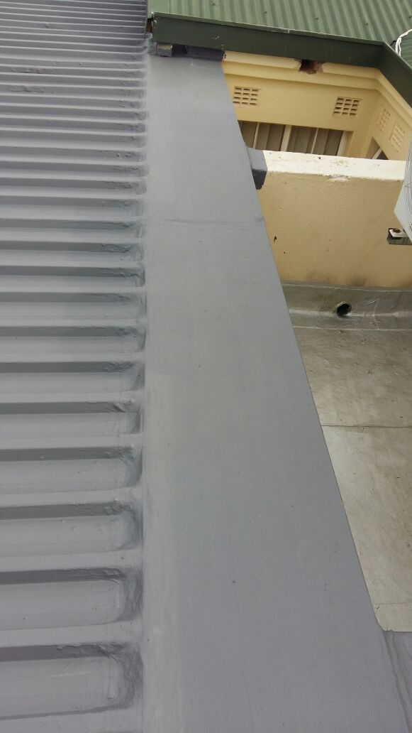 IBR Sheeting Acrylic Waterproofing