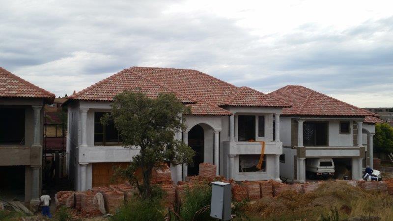 Monarch concrete roof tiles