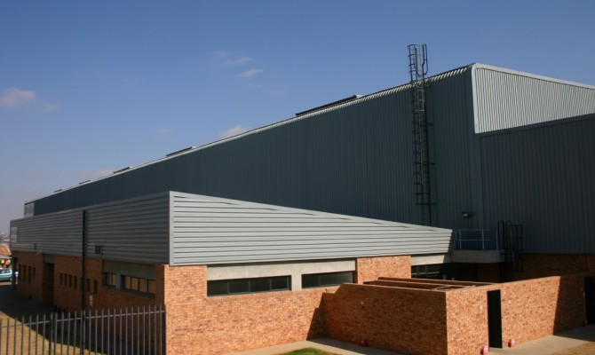 Klip-Lok 700 Roof Sheeting Factory