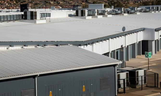 Klip-Tite Roof Sheeting Factory