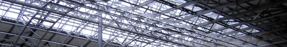 Ultra-Span Steel Trusses