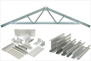 Light Steel Truss Steel Trusses Steel Structure Roofs