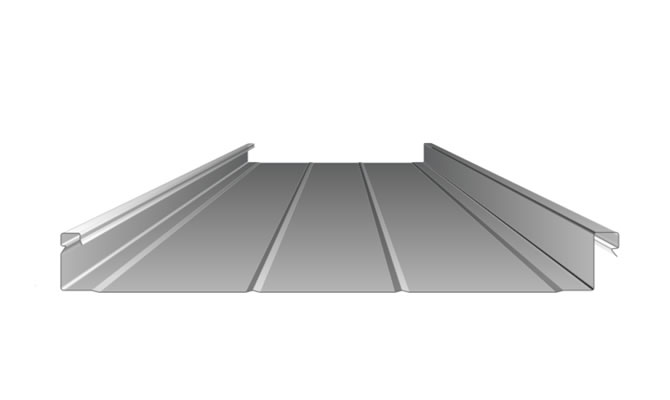 Newlok Unseamed Concealed Fix Roof Sheeting Pricing