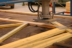 Roof Truss Fabrication