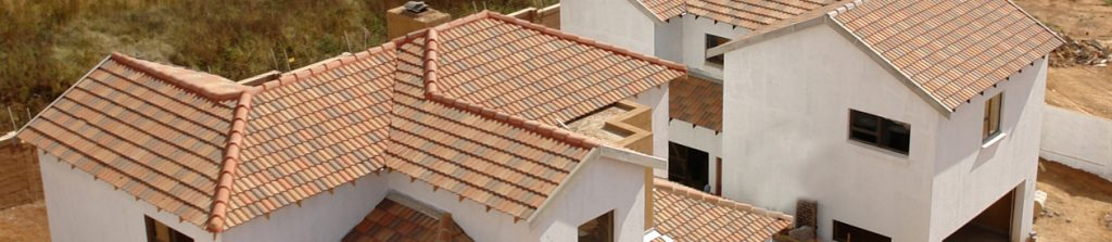 Sunset Double Roman Roof Tile