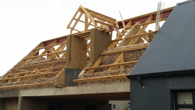 Timber Roof Rafters