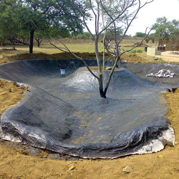 Rubber Bitumen Emulsion Waterproofing