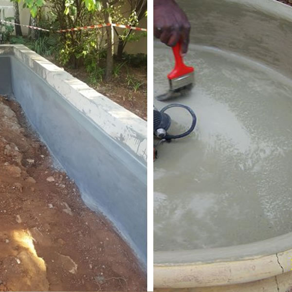Cementitious Waterproofing