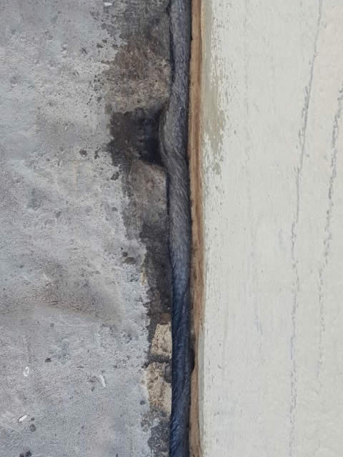 Expansion Joints Backing Strip
